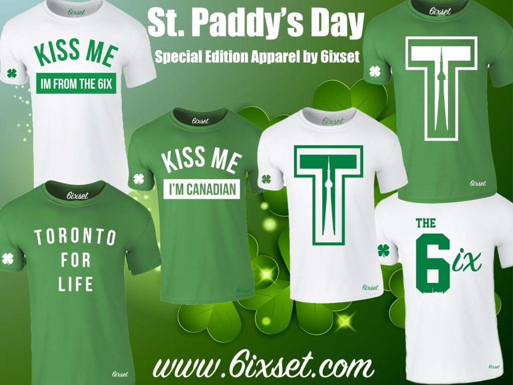 March 2018 - St Paddys Day