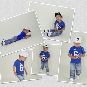 The 6ix Toddler by 6ixset - Blue Jays Edition 2