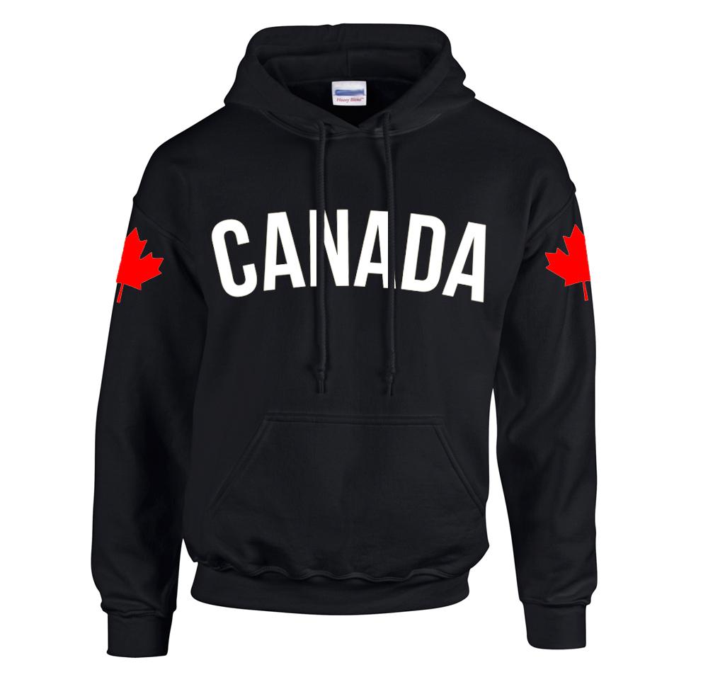 Red Homies Sweatshirt Canada Series - Dual F...