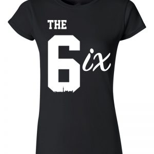 the-6ix-by-6ixset-white-on-black-ladies-crewneck-t-shirt