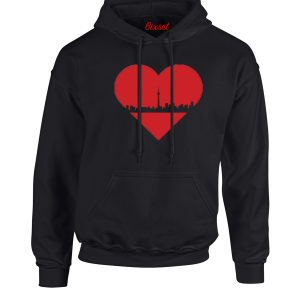 heart-of-the-6ix-by-6ixset-red-on-black-hooded-sweatshirt-r