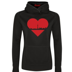 heart-of-the-6ix-by-6ixset-red-on-black-ladies-hooded-gameday-sweatshirt-r