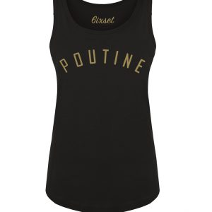 poutine-by-6ixset-gold-on-black-ladies-tanktop