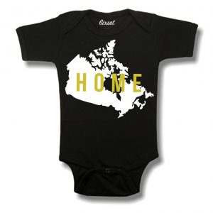 HOME by 6ixset  – Baby One Piece