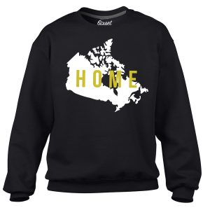 HOME by 6ixset - Crewneck Sweatshirt