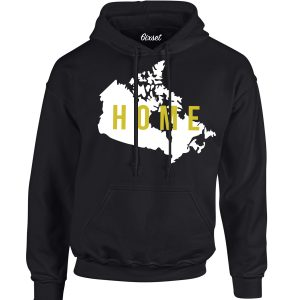 HOME by 6ixset – Hooded Sweatshirt