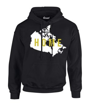 HOME by 6ixset - Hooded Sweater