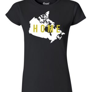 HOME by 6ixset - Ladies Crewneck T-Shirt