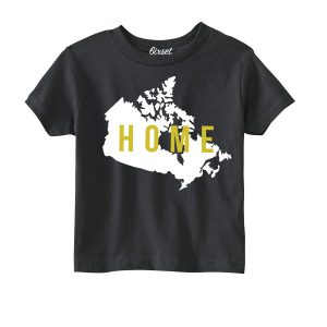 HOME by 6ixset - Toddler Tshirt