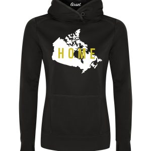 HOME by 6ixset - Ladies Hooded Sweater