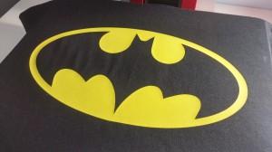 custom - batman