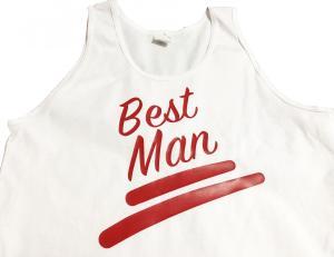 custom - best man 100 - red front
