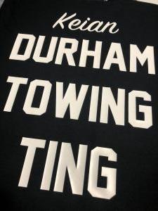 custom - durham towing ting keian black