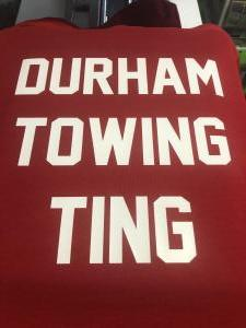 custom - durham towing ting red