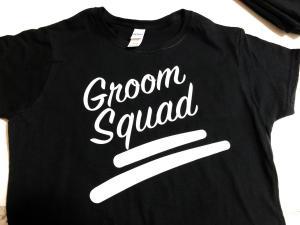 custom - groom squad - front