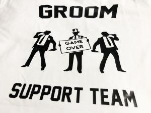 custom - groom support team