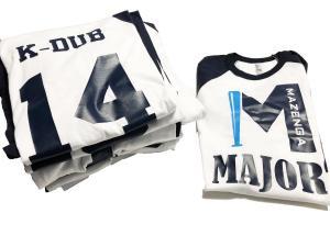 custom - mazenga majors raglan baseball jersey 5