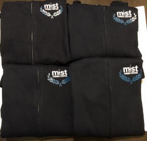 custom - mist turner fenton zip up hoodie