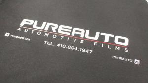 custom - pure auto black