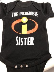 custom - the incredible sister