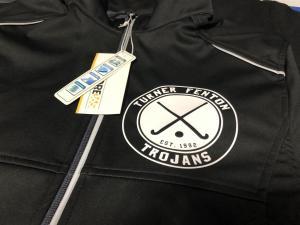 custom - turner fenton track jacket