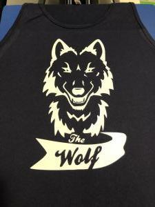 custom - wolf