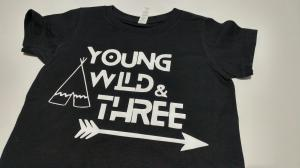 custom - young wild and three 2