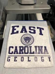 east carolina geology
