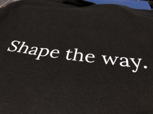 shape the way