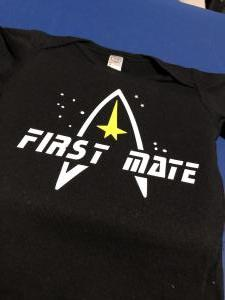 star trek - first mate 2